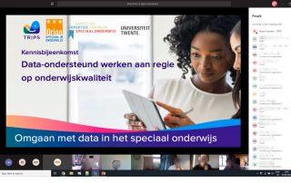 Data-ondersteund werken aan regie op onderwijskwaliteit